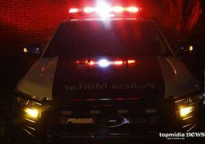 Moradora ouve tiros e diz ter apanhado de sargento no Nova Campo Grande