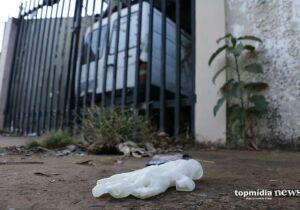 Mulher é encontrada morta em banheiro de residência no Nova Campo Grande