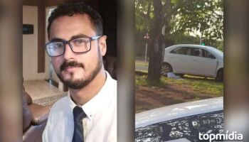 Bêbado: advogado que matou PM no trânsito ganha liberdade em Campo Grande