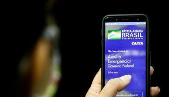 Auxílio emergencial é depositado neste domingo para 3,7 milhões