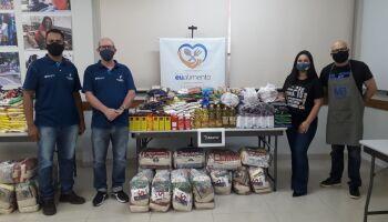 Ajuda ao próximo: Instituto Atos de Amor garante comida para necessitados em Campo Grande