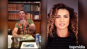 Em live, Bolsonaro anuncia apoio à candidata à vereadora em Campo Grande