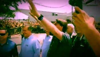 Bolsonaro faz piada e irrita militantes no Maranhão: 'virei boiola igual maranhense'