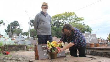 Veja como se prevenir da covid-19 durante visita aos cemitérios