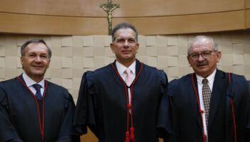 Desembargador Carlos Eduardo Contar é o novo presidente do TJMS