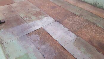 Leitores registram chuva fraca no Jardim Centenário e Residencial Flores