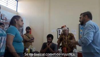 Vídeo: gravação onde Kemp pede desculpas à candidata xingada aparece