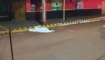 Pedestre morre após ser atropelado por motorista 'fujão'