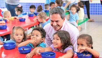 Se reeleito, Marquinhos promete mais escolas e melhorias na qualidade do ensino