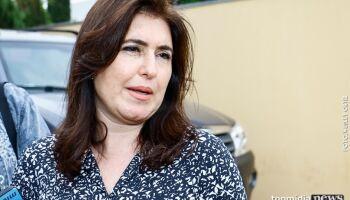 Simone Tebet aposta em longa sabatina para aprovar indicação de Bolsonaro para o STF