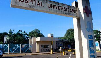 HU inicia testes da CoronaVac em mil profissionais de saúde em Campo Grande