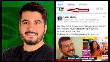 Na Lata: bolsonarista defende Pedro Kemp e paga mico ao denunciar candidato do PSL