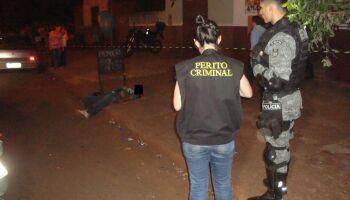 Barbárie: três pessoas são executadas a tiros de grosso calibre no Jardim Sumatra