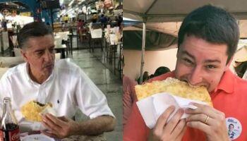 NA LATA: aberta temporada do pastel de candidatos em Campo Grande