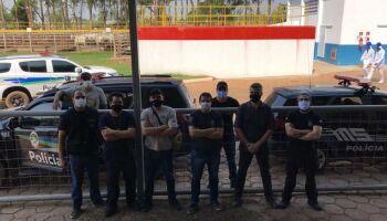 Sinpol apoia combate à covid e vai fazer testes em policiais no feriadão em Bonito