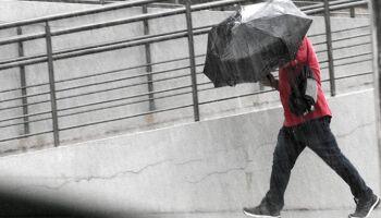 Domingão amanhece com sol, mas previsão aponta pancadas de chuva e granizo para MS