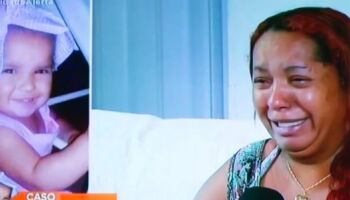 Mãe acredita que ciúmes motivou padrasto que decapitou bebê