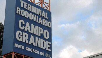 Homem 'soca' guarda civil na Rodoviária e acaba preso em Campo Grande