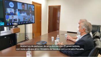 Autoridades de MS defendem vacina chinesa mesmo com recuo de Bolsonaro