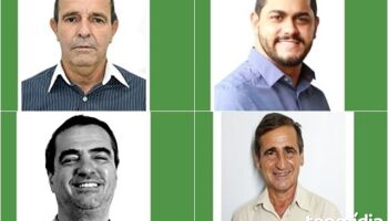 Jaraguari tem quatro concorrendo ao cargo de prefeito
