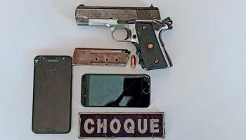 Integrante de quadrilha que intimidava comerciantes morre em troca de tiros com a polícia
