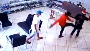 Vídeo: morto em confronto com choque assaltou loja de games e planejava crime em joalheria