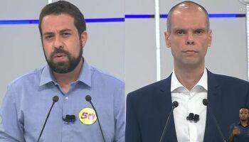 Bruno Covas derrota Guilherme Boulos com diferença de quase 20% em SP