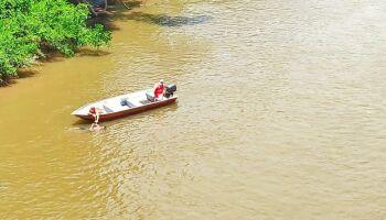 Corpo de jovem é encontrado no rio Aquidauana