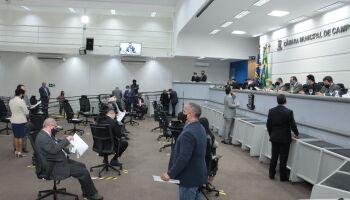 Câmara da Capital aprova propostas de auxílio psicológico a servidores agredidos e desburocratização para empresas