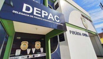 Dupla é alvejada com diversos disparos de arma de fogo no Santa Luzia