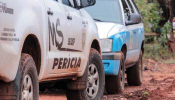 Andarilho grita durante jantar e cai morto em Ribas do Rio Pardo