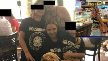 Não falha uma: acusada de racismo e homofobia em padaria é apoiadora de Bolsonaro