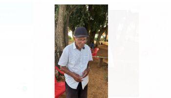 Final Feliz! Seu Manoel é encontrado pela Polícia Civil e família agradece ajuda de todos