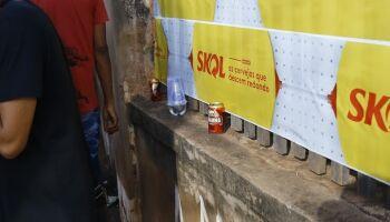 X-9: adolescentes flagrados em festa 'entregam' distribuidora que vendeu bebidas