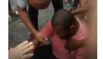 Homem negro compra mochila e é acusado de furto em loja no RJ