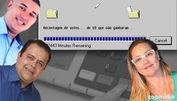 69 candidatos formam 'bloco do não ganhei' e pedem recontagem em MS