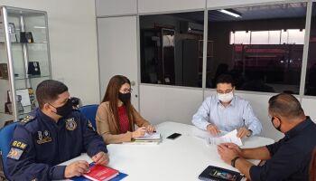 Guarda Municipal inicia preparativos para 'Operação Natalina' na Cidade Morena