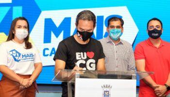 Marquinhos lança licitação para asfalto do Rita Vieira