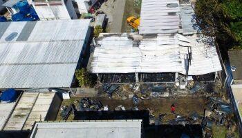 Flamengo: Justiça anula pensão de famílias de vítimas de incêndio no Ninho do Urubu
