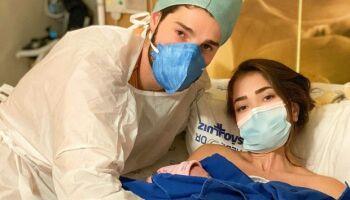 Romana tem parto prematuro de segunda filha com Alok após complicações da covid-19