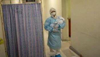 Boa notícia: bebê nasce com anticorpos contra a covid em Singapura