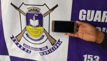 Adolescente compra celular roubado de criança e acaba na delegacia