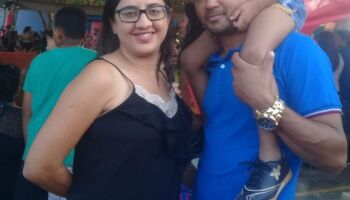 Wantuir matou ex-sogra e agora acabou com a vida de Fabiana, que deixa dois filhos