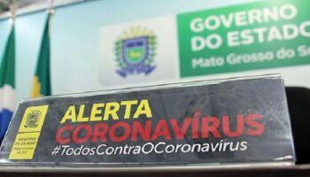 Mato Grosso do Sul registra média de mil casos por dia