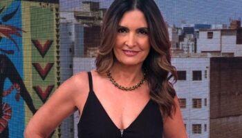 Fátima Bernardes revela que está com câncer no útero