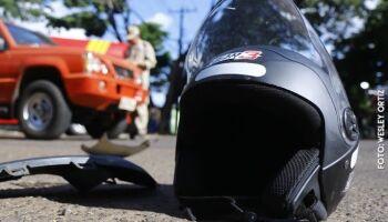 Três vão parar na delegacia por furto de motocicleta em Campo Grande
