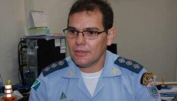 Major Geter morre e comoção toma conta da PM de MS