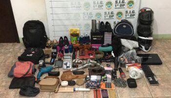 Polícia prende suspeito de furtos em série em Nova Andradina
