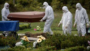 Coronavírus mata mais 31 pessoas em MS e taxa de contágio continua alta