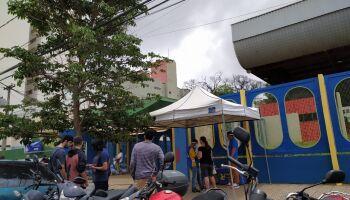 Movimentação tranquila no primeiro dia do Enem em Campo Grande